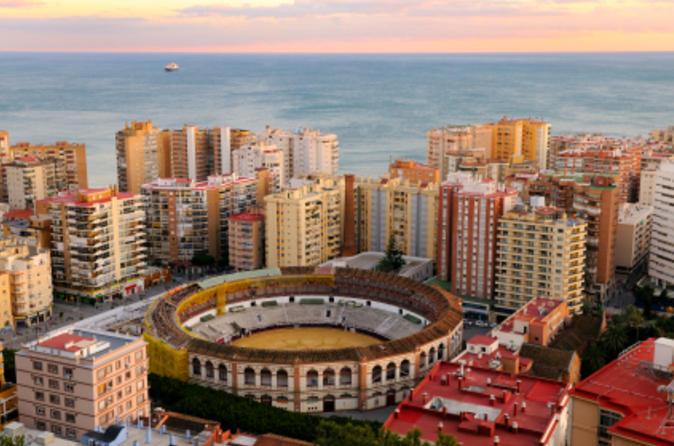 Malaga Shore Excursion: Private City Sightseeing Tour