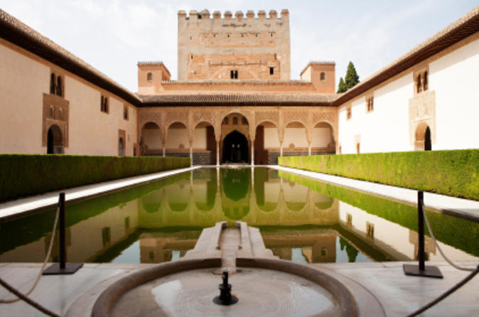 Malaga Shore Excursion: Private Granada Day Trip including Alhambra and Generalife Gardens