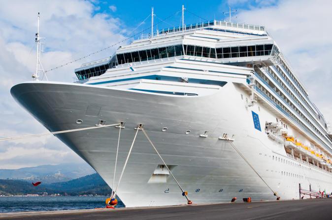 Private Malaga Transfer: Central Malaga and Costa del Sol to Cruise Port
