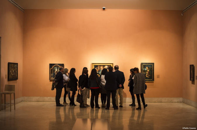 Skip-the-Line Madrid Guided Tour: The best of Prado, Reina Sofia & Thyssen