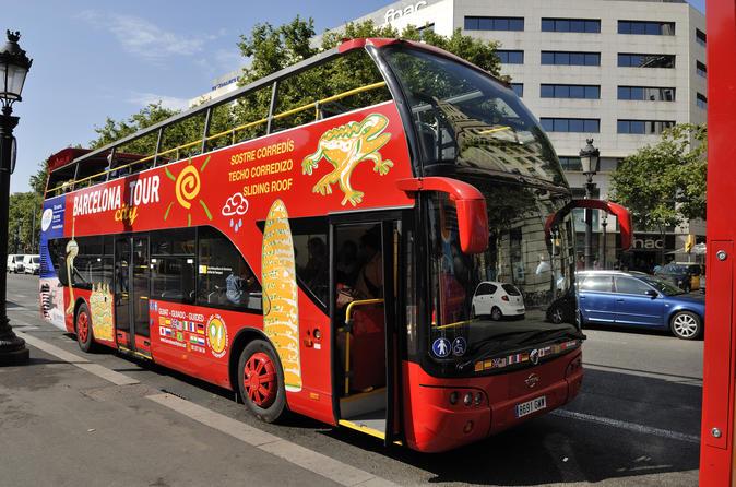 Tour Hop-On Hop-Off di Barcellona: da est a ovest
