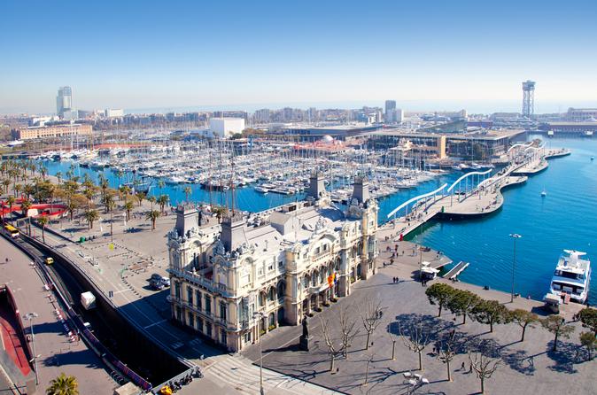 Traslado de Barcelona: do centro de Barcelona ao porto do cruzeiro