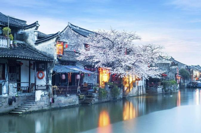 Xitang Water Village Tour From Shanghai With English Driver Guide