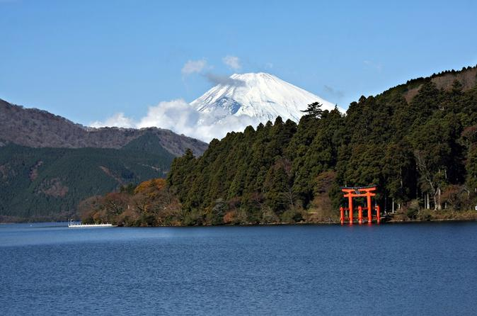2-Day Mt Fuji, Hakone and Bullet Train Tour from Tokyo