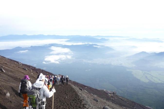 2-Day Mt Fuji Sunrise Climb From Tokyo