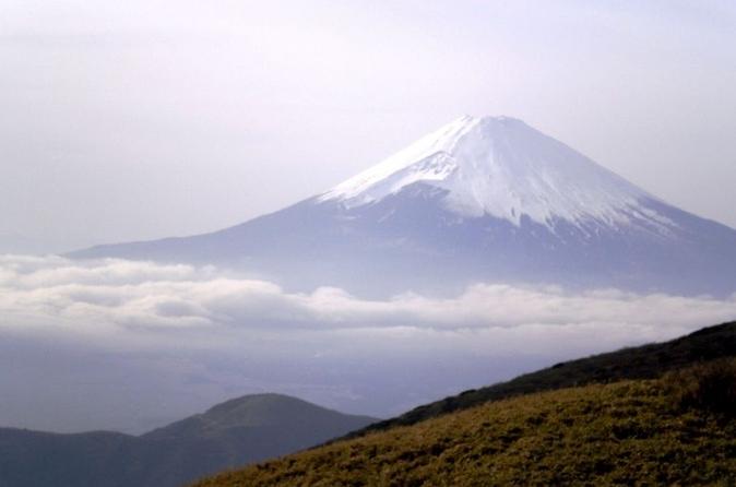 Excursão em Quioto e Monte Fuji de trem-bala com duração de 2 dias saindo de Tóquio