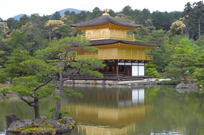 Excursão turística de dia inteiro em Quioto incluindo o Castelo de Nijo e Templo de Kiyomizu