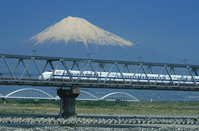 Kyoto and Nara 2-Day or 3-Day Rail Tour by Bullet Train from Tokyo