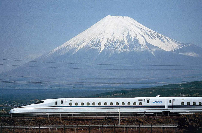 Mt fuji lake ashi and bullet train day trip from tokyo in tokyo 38121
