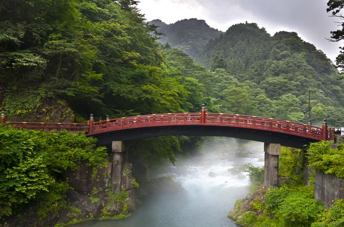 O melhor do período Edo do Japão: Viagem de um dia ao Parque Nacional Nikko e ao Edo Wonderland saindo de Tóquio