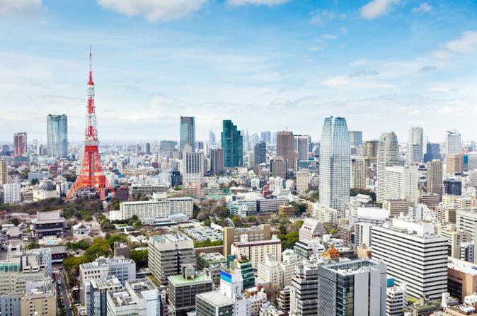 Visita A La Torre De Tokio Ceremonia Del T Y Crucero Por El Ro