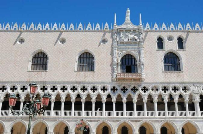 Charming Gondola And Doge's Palace Skip The Line Guide Book - Venice