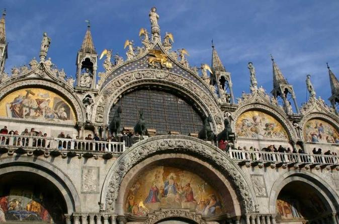 The Treasure Of Venice: The Golden Basilica, Grand Canal Tour And Panoramic Tour