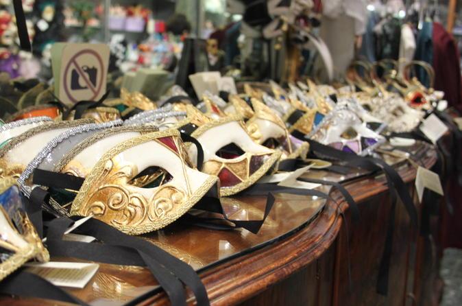 Venetian Craftsmen Workshop Tour