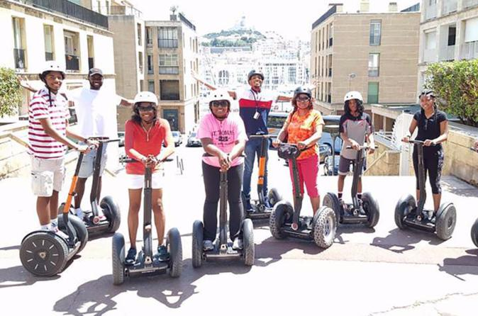 City Segway Tour - Explore the Panier neighborhood in an unexpected way