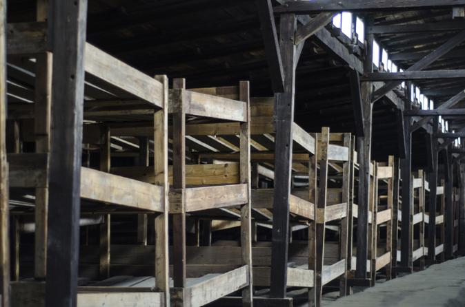 Viagem de meio dia para o Museu Auschwitz-Birkenau saindo de Cracóvia