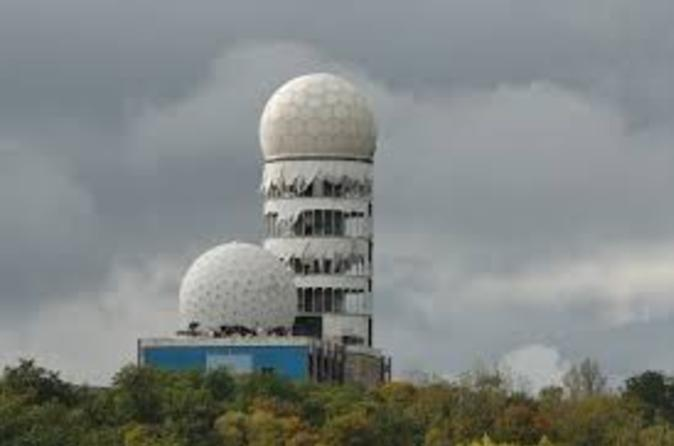Berlin Berlin Half-Day Cold War Tour to Teufelsberg Germany, Europe