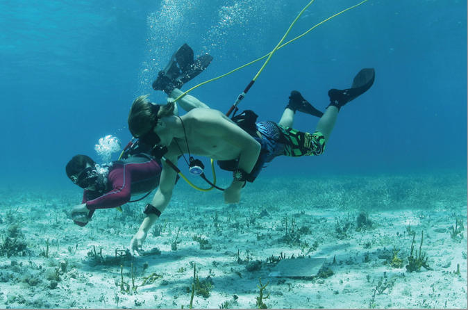 Punta Cana Party Cruise with Hooka Diving and Snorkeling