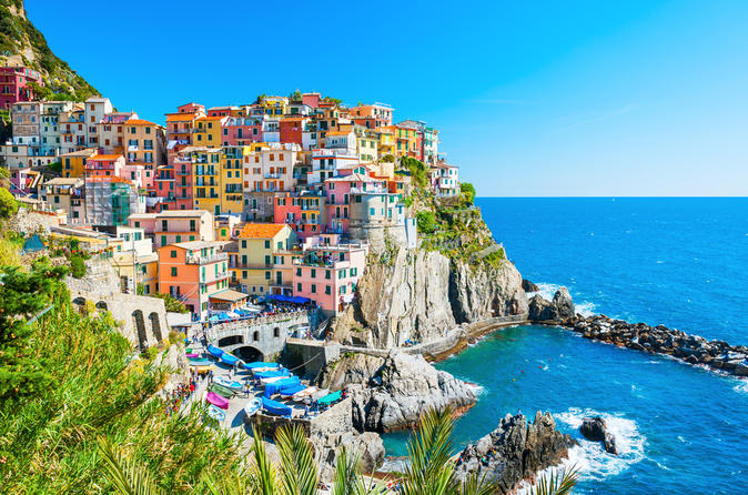 GETAWAY FOR A DAY: CINQUE TERRE EXCURSION FROM ROME BY HIGH-SPEED TRAIN