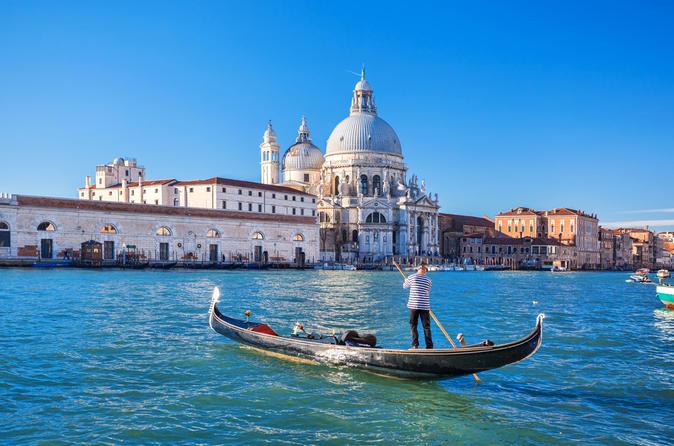 GONDOLA SHOW AND GO - Venice