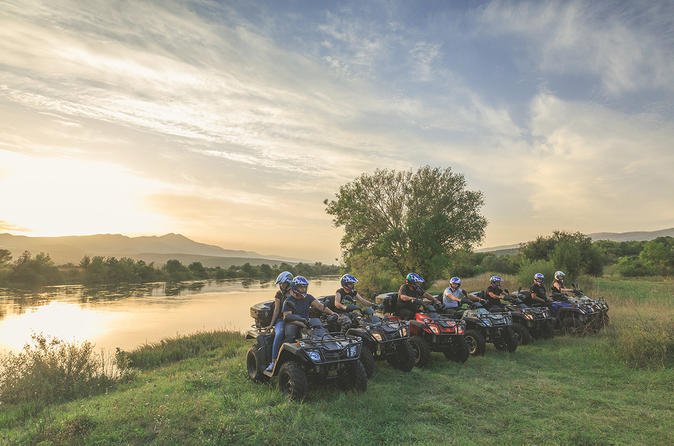 Quad ATV Adventure Split