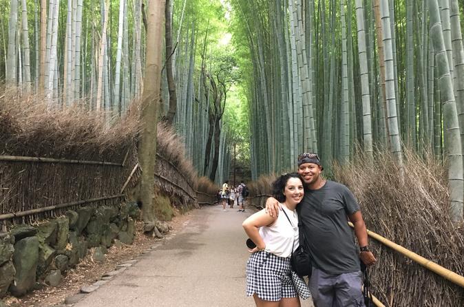Arashiyama and sagano walking food tour in kyoto 474038