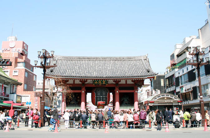Tokyo Private Custom Full-Day Walking Tour