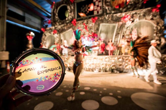 Brazilian Passion: Carnival, Samba and Soccer