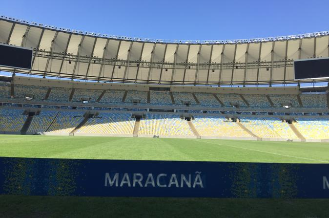 Maracanã Behind the Scenes