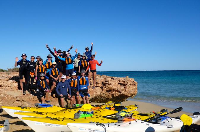 5-Day Ningaloo Reef Kayaking, Snorkeling and Camping Tour from Exmouth