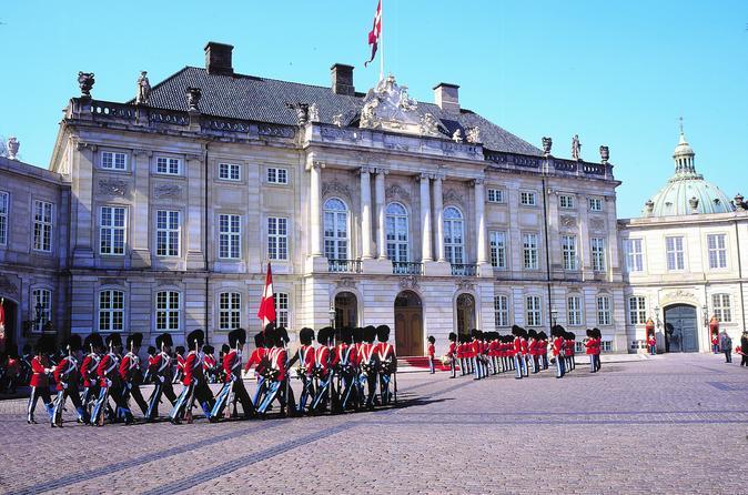 City tour panorâmico por Copenhague