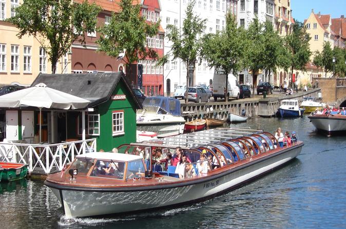 Excursão pelo Canal Copenhague