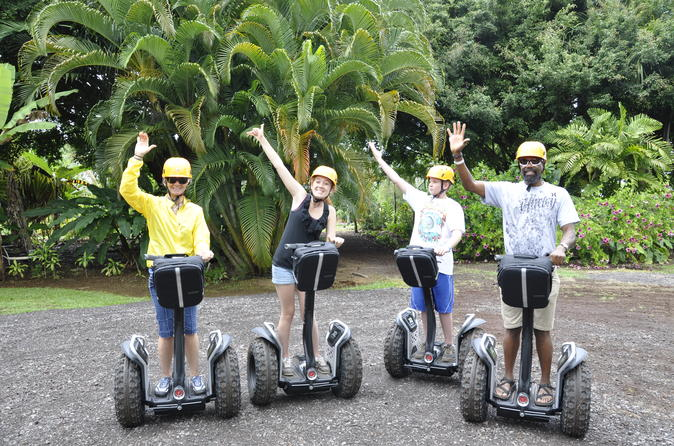 Segway Ke Ola Tour