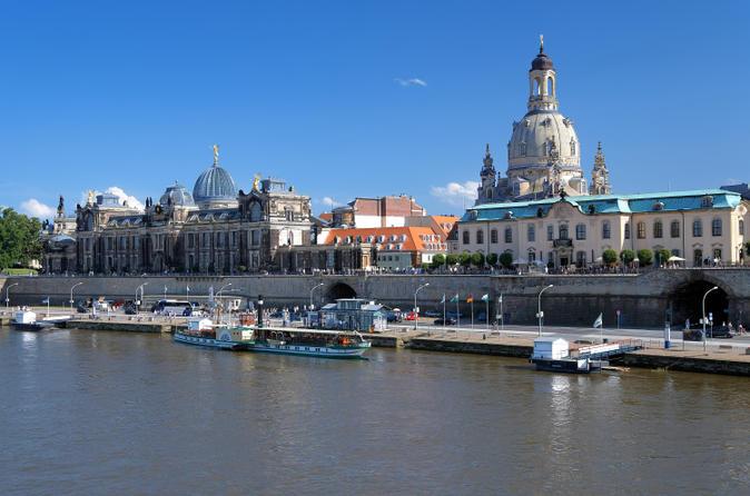 8-Day Tour from Frankfurt to Weimar, Dresden, Berlin and Hamburg