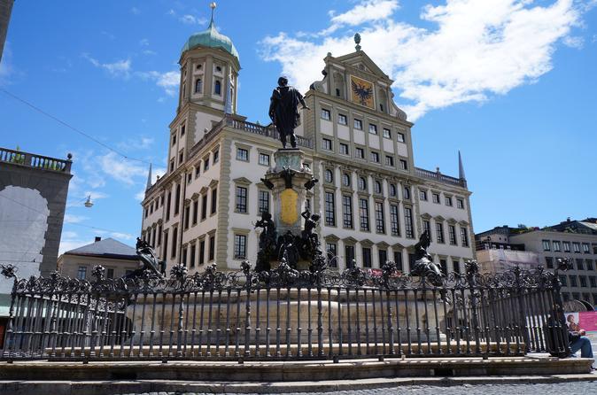 Augsburg & Royal Castles