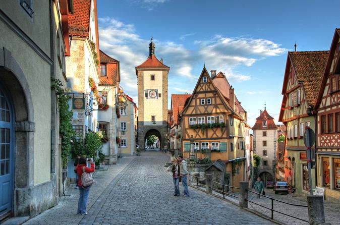 Day trip to Rothenburg ob der Tauber