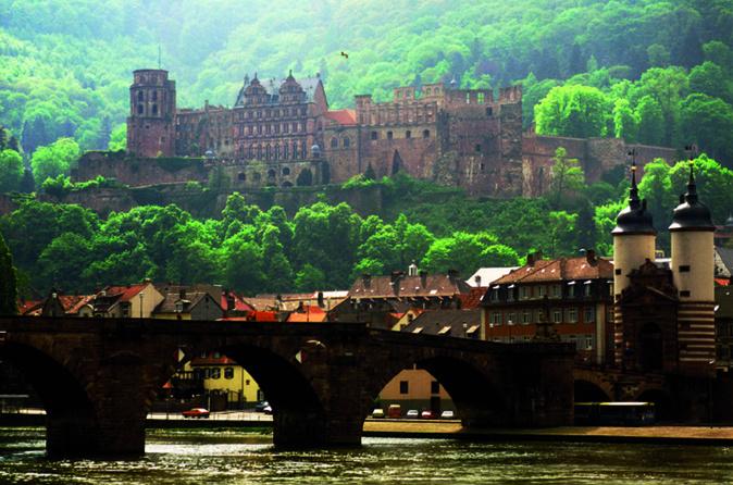 Excursão privada: Viagem de meio dia em Heidelberg saindo de Frankfurt