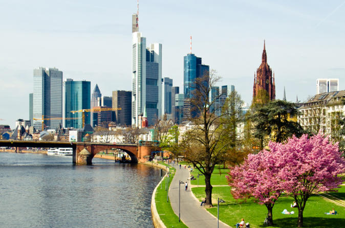 Frankfurt Stock Exchange in Frankfurt am Main Germany Lonely Planet