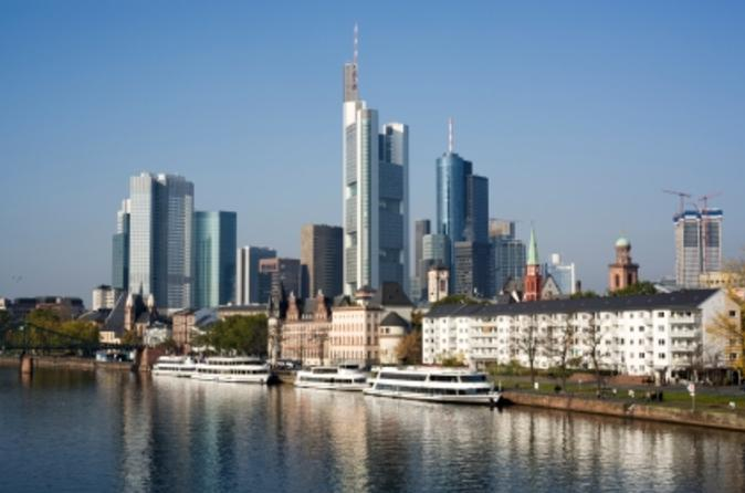 Private Tour: Frankfurt City Highlights