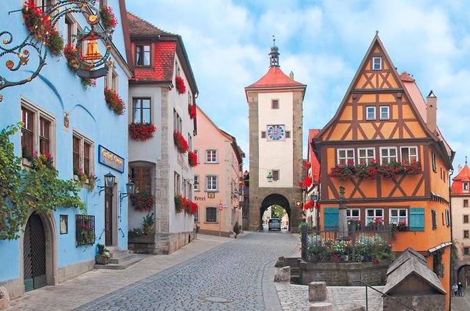 Romantic Road & Rothenburg ob der Tauber