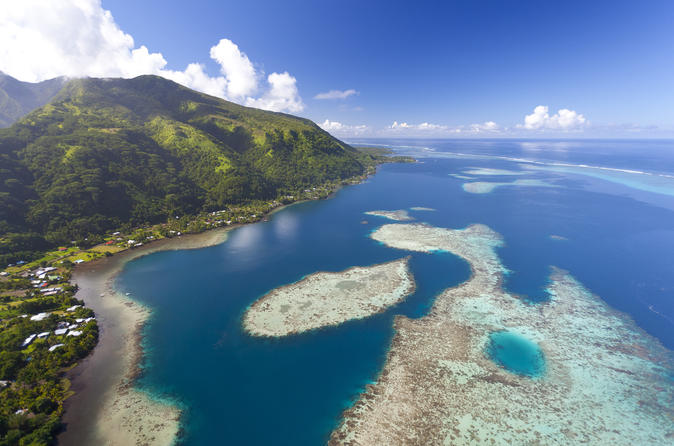 Half day tahiti peninsula and teahupo o boat tour in papeete 253233