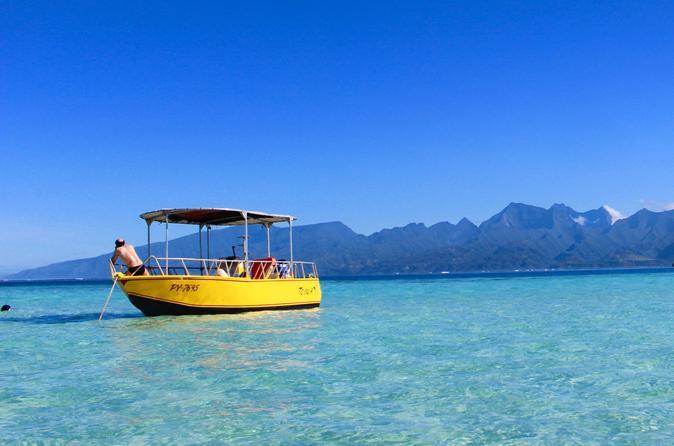 Half-Day Tahiti Peninsula and Teahupo'o Boat Tour