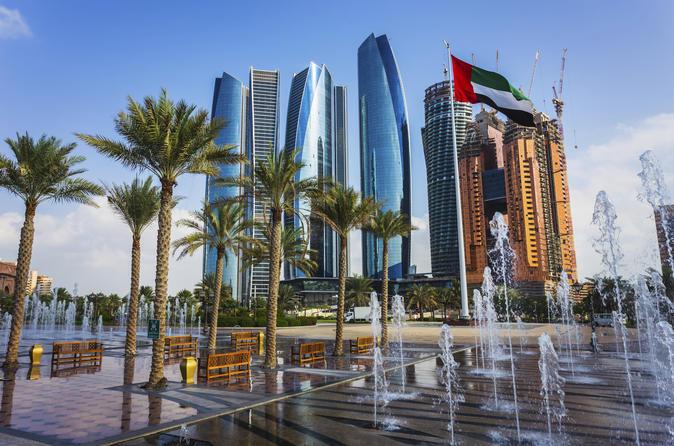 Abu Dhabi Urban Development Tour From Dubai