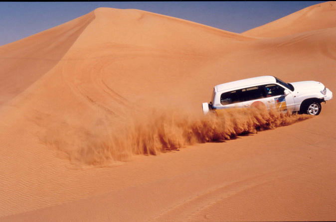 Dubai Desert Morning Dune Bash inkl. hoteltransport