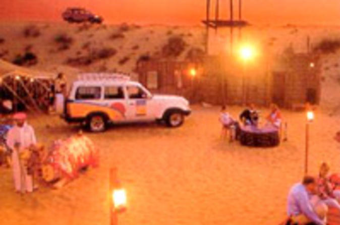 Private Tour: 4x4 Desert Adventure Safari from Muscat