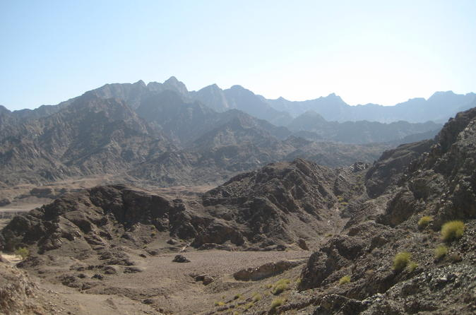 Scenic Heights Hatta Trip and Dubai Desert Safari Combo