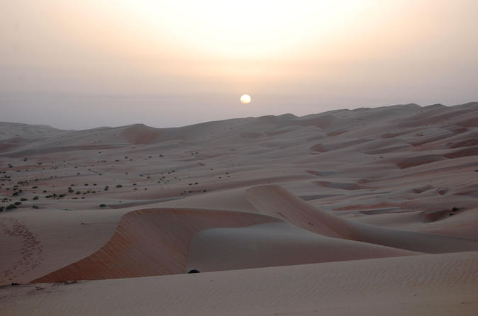 The Sunriser Morning Desert Dune Bash Tour From Dubai