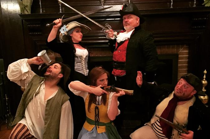 Family Friendly Haunted Dinner Theater in Salem