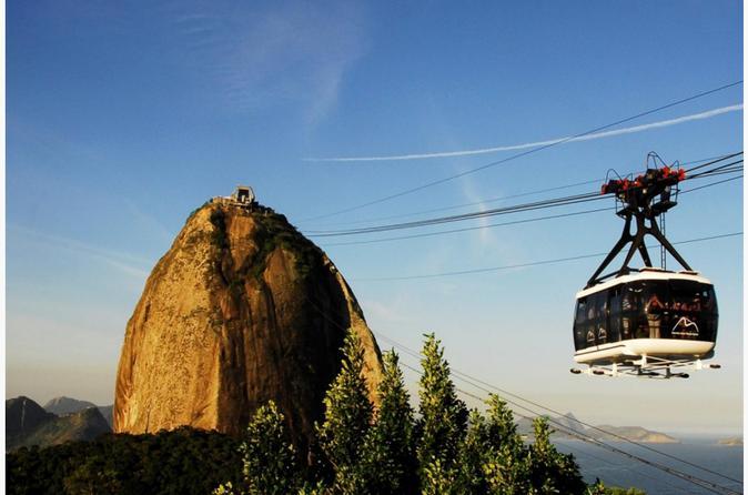 Excursão de meio dia: Pão de Açúcar, Copacabana, Ipanema e Leblon no Rio de Janeiro