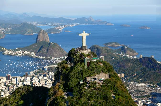 Um dia no Rio de Janeiro: excursão turística na cidade